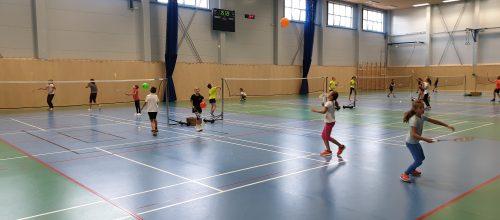 Pojď hrát badminton v Hořovicích